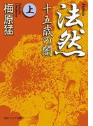 法然 十五歳の闇 上(角川ソフィア文庫)