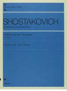 ショスタコービッチ:タランテラ〈2台ピアノ〉 Shostakovich Complete Edition (zen‐on piano library)