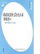 市民社会とは何か(平凡社新書)