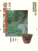 帝釈峡遺跡群(吉備考古ライブラリィ)