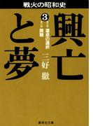 興亡と夢 3(集英社文庫)