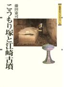 こうもり塚と江崎古墳(吉備考古ライブラリィ)