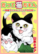 だって猫だもん~特盛りにゃんこミャアの日常~(1)
