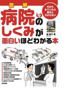 図解 病院のしくみが面白いほどわかる本(中経出版)