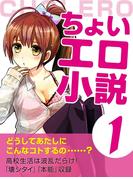 ちょいエロ小説(1)