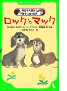 ロックとマック 東日本大震災で迷子になった犬(角川つばさ文庫)