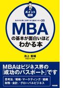 [ポイント図解]MBAの基本が面白いほどわかる本(中経出版)