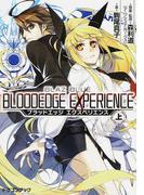 ブラッドエッジエクスペリエンス BLAZBLUE 上 (富士見DRAGON BOOK)(富士見ドラゴンブック)