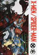 X-MEN/スパイダーマン (ShoPro Books)