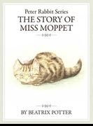 ザピーターラビットシリーズ5 THE STORY OF MISS MOPPET
