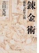 錬金術 仙術と科学の間 (中公文庫)(中公文庫)