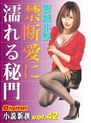 【官能小説】禁断愛に濡れる秘門(Digital小説新撰)