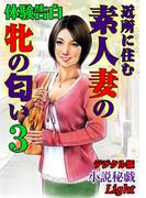 【体験告白】近所に住む素人妻の牝の匂い03(小説秘戯デジタル版 Light)