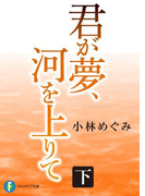 君が夢、河を上りて 下(富士見ファンタジア文庫)