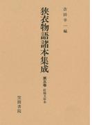 狭衣物語諸本集成〈第5巻〉 紅梅文庫本