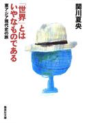 「世界」とはいやなものである――東アジア現代史の旅(集英社文庫)