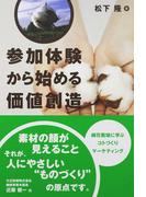 参加体験から始める価値創造 綿花栽培に学ぶコトづくりマーケティング