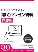 ビジュアルシンキング・プレゼンテーション 基本の書 ビジュアルで差がつく「響く」プレゼン資料作成術(カドカワ・ミニッツブック)