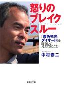 怒りのブレイクスルー(集英社文庫)