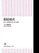相続破産 危ない相続税対策、損する遺産(朝日新聞出版)