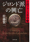 ジロンド派の興亡 小説フランス革命 10(集英社文庫)