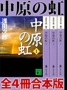 中原の虹 全4冊合本版(講談社文庫)