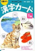 漢字カード 1集 第2版 0歳から