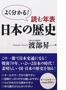 読む年表日本の歴史 よく分かる! (WAC BUNKO)