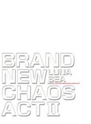 BRAND NEW CHAOS ACT II(LUNA SEA公式ツアーパンフレットアーカイブ1992-2012)