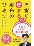 お金が貯まる財布のひみつ NHK「あさイチ」 不安がなくなる貯金の極意
