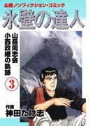 氷壁の達人 3(レジェンドコミック)