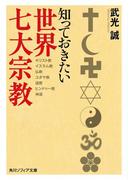 知っておきたい世界七大宗教(角川ソフィア文庫)
