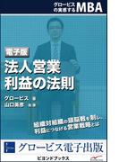 法人営業 利益の法則(グロービスの実感するMBA)