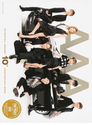 AAA−ATTACK ALL AROUND−10TH ANNIVERSARY BOOK