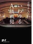 ゴー宣SPECIAL いわゆるA級戦犯(幻冬舎単行本)