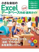 小さな会社のExcelデータベース作成・運用ガイド 2013