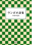 ランボオ詩集(岩波文庫)