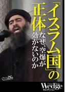 「イスラム国」の正体 なぜ、空爆が効かないのか (Wedgeセレクション No.37)(WEDGEセレクション)