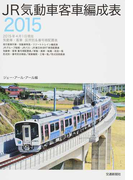 JR気動車客車編成表 2015