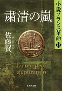 粛清の嵐 小説フランス革命15(集英社文庫)