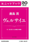 ヴェルサイユ 13 恋に狂った太陽王の情熱(カドカワ・ミニッツブック)