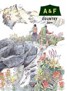 A&F COUNTRY総合カタログ 2014(エイアンドエフ)
