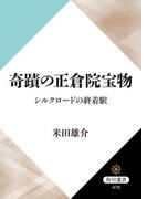 【期間限定価格】奇蹟の正倉院宝物 シルクロードの終着駅(角川選書)