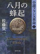 【11-15セット】小説フランス革命(集英社文庫)