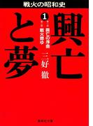 【全1-5セット】興亡と夢(集英社文庫)