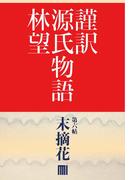 【6-10セット】謹訳源氏 帖