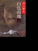 【全1-2セット】白色山塊(徳間文庫)