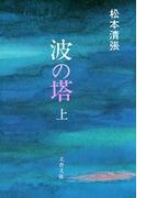 【全1-2セット】波の塔(文春文庫)