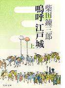 【全1-3セット】嗚呼 江戸城(文春文庫)