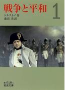 【1-5セット】戦争と平和(岩波文庫)